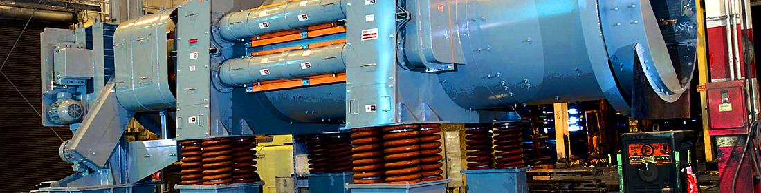 Header-Image of Michael Entwistle - Carrier Vibrating Equipment