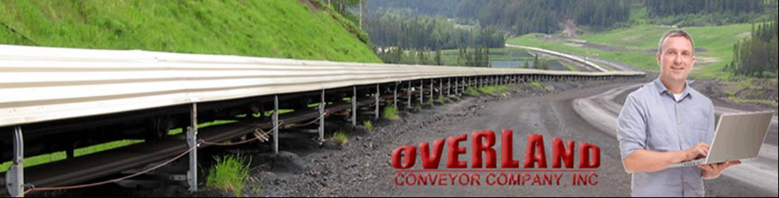 Header-Image of Mark Alspaugh - Overland Conveyor